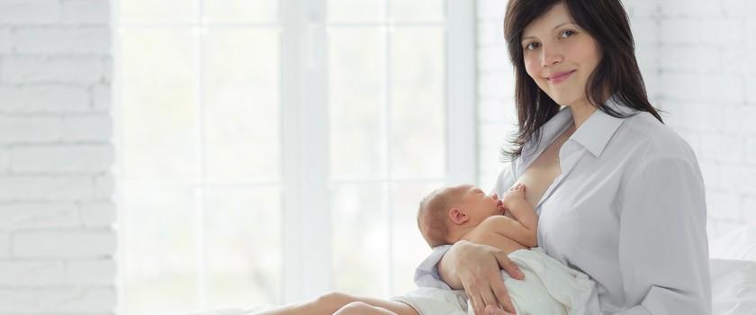 Karmienie piersią może uchronić mamę przed zawałem