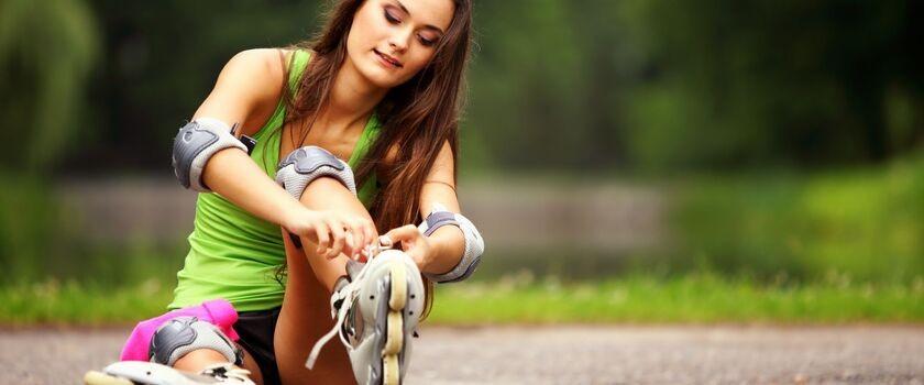 Rolki – sposób na smukłe nogi i jędrne pośladki