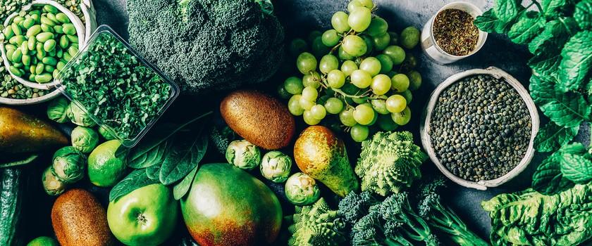 Więcej warzyw w diecie to niższe ciśnienie krwi