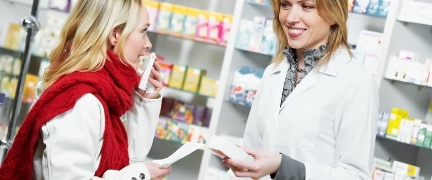 Rola farmaceuty w leczeniu przeziębień