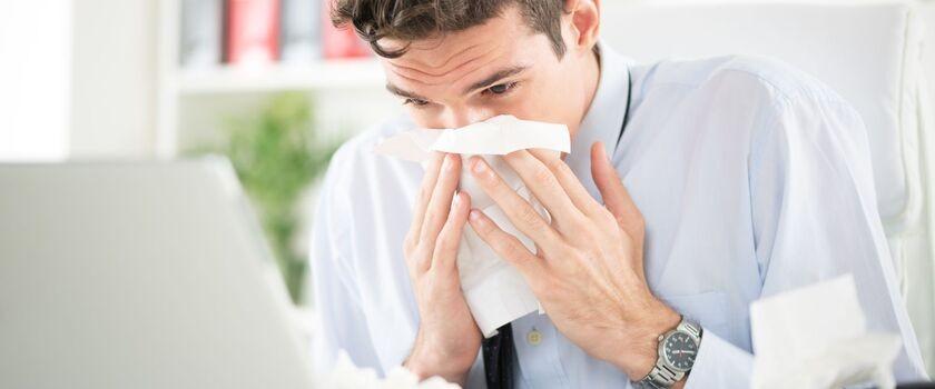 Woda morska w leczeniu infekcji dróg oddechowych