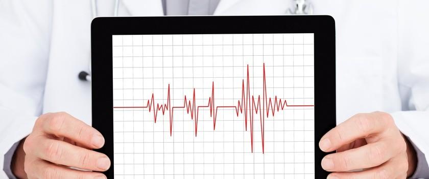 Kardiolog zbada nas wirtualnie?
