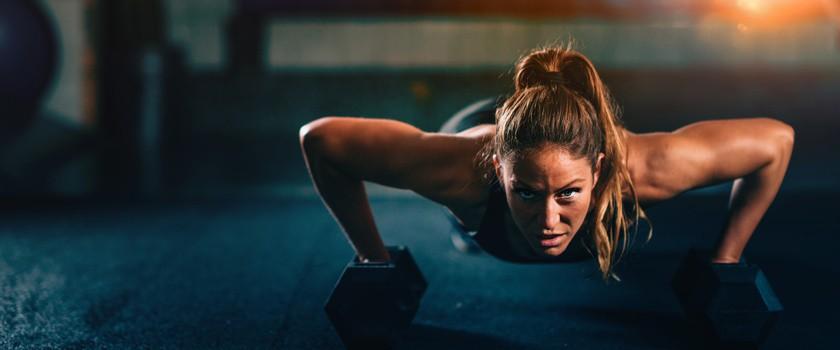Paradoks atlety - trening a liczba wolnych rodników