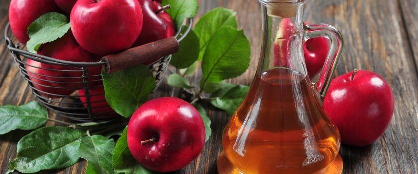 Ocet jabłkowy w kosmetyce i nie tylko