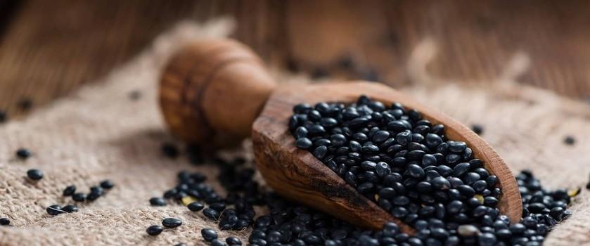 Soczewica czarna (beluga) – właściwości, wartości odżywcze, przepisy