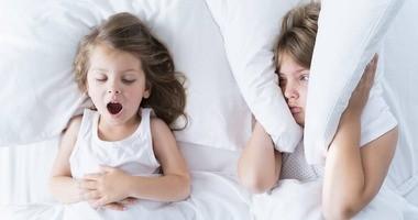 Chrapanie u dziecka – dlaczego dziecko chrapie podczas snu?