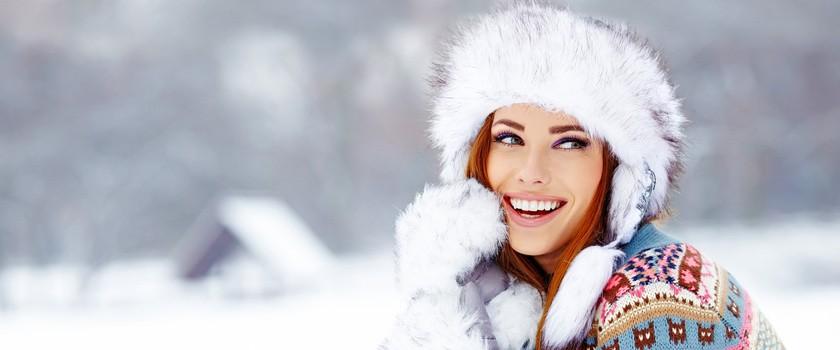Jak dbać o skórę dorosłego człowieka zimą?