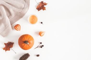 Zapachem w jesienną chandrę