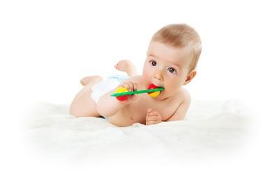 Rozwój dziecka — 5. miesiąc życia