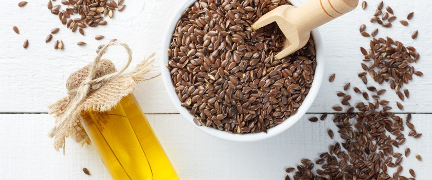 Olej lniany – jak go używać do celów kosmetycznych?