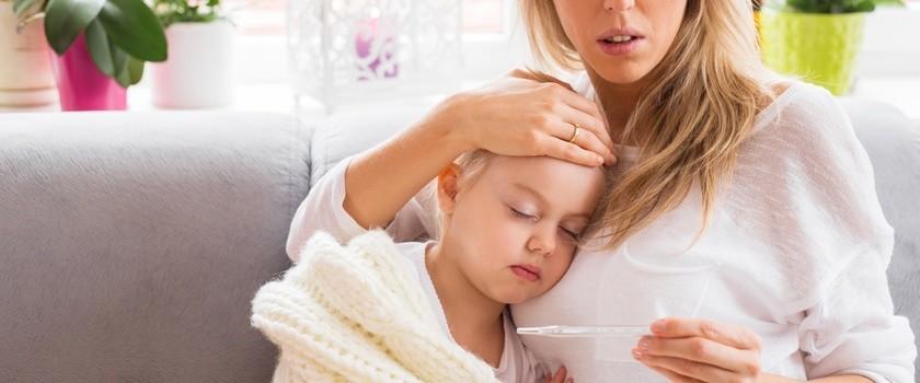 Płonica (szkarlatyna) – objawy, leczenie