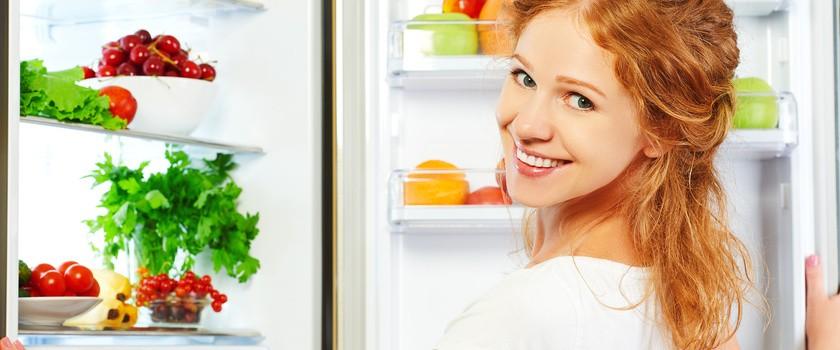 Przechowywanie świeżych warzyw i owoców