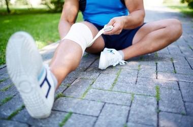 Stłuczenie mięśnia oraz krwiak mięśnia - co robić?