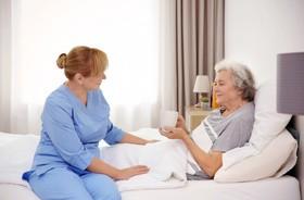 Co stosować na odparzenia u dorosłych leżących w łóżku?