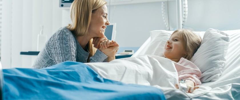 Pobyt rodzica w szpitalu będzie bezpłatny