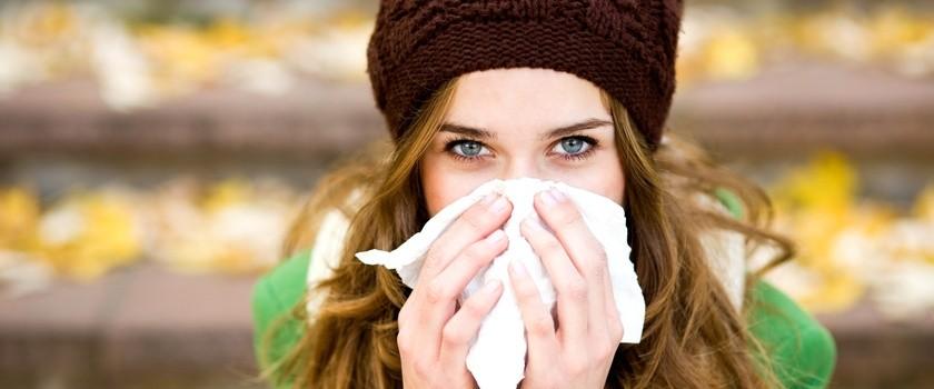 Nie kichaj na przeziębienie