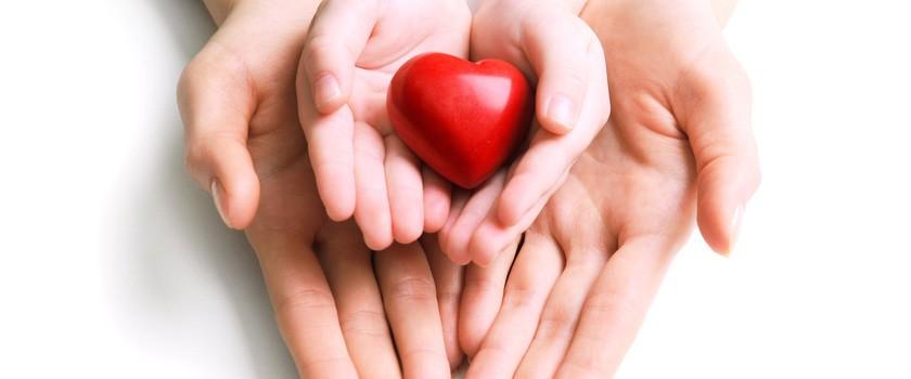 Większa liczba dzieci oznacza zdrowe serce