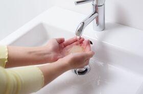 Mycie rąk to warunek zachowania zdrowia