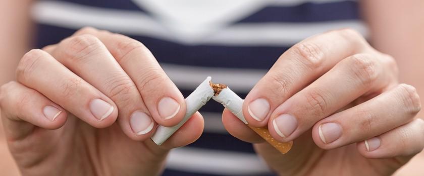 Wpływ rzucenia palenia na masę ciała
