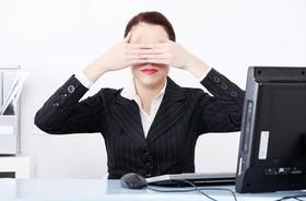 Jak chronić oczy w pracy przy komputerze?