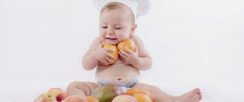 Żywieniowe zmiany w żłobkach
