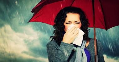 Przeziębienie  - jesienna choroba