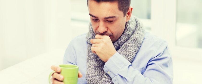 Zalegająca wydzielina w drogach oddechowych - przyczyny