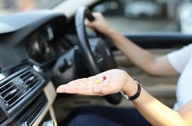 Przegląd preparatów niebezpiecznych dla kierowców