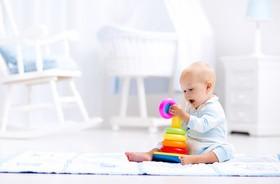 Rozwój dziecka – 9. miesiąc życia