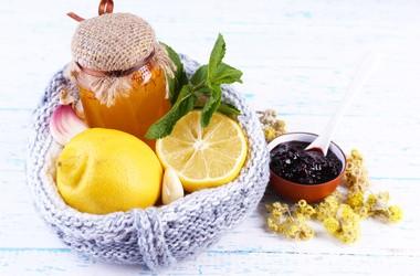 Środki roślinne stosowane w przeziębieniu