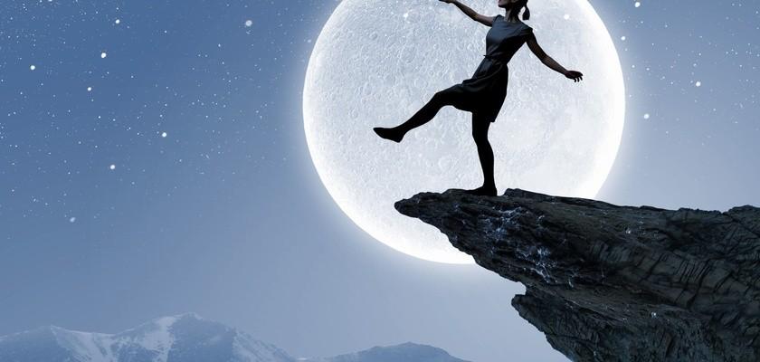 Wielbiciele księżyca, czyli rzecz o lunatykach...