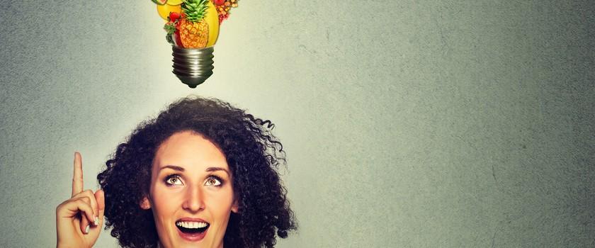 Dieta dla mózgu – jak wspomóc jego pracę?