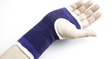 Zwichnięcie nadgarstka – leczenie