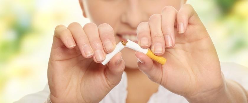 35 proc. Polaków w ubiegłym roku chciało rzucić palenie