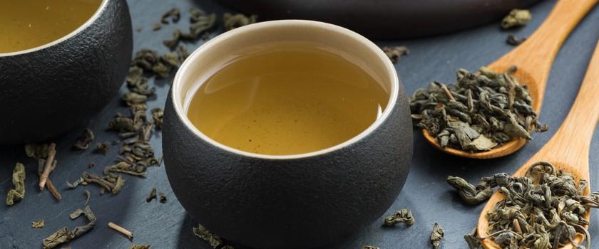 Picie herbaty przedłuża życie – zwłaszcza gdy jest zielona