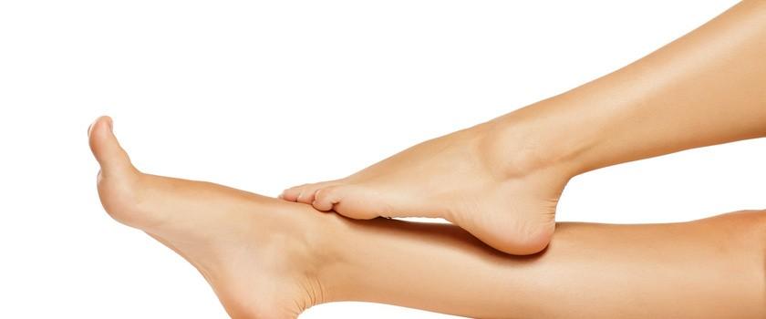 Pielęgnacja stóp - skarpetki złuszczające