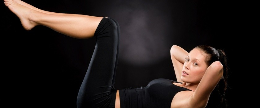 Wzmocnij brzuch w kilka sekund