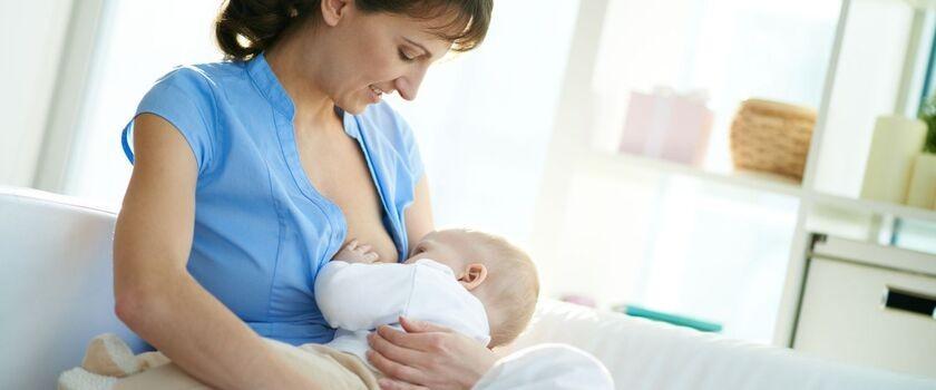 Karmienie dziecka z rozszczepem wargi lub podniebienia