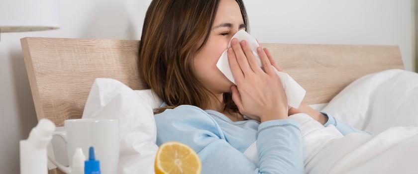 Grypa a przeziębienie – objawy, które pomogą ci je rozróżnić