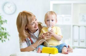 Jak inhalować dziecko?