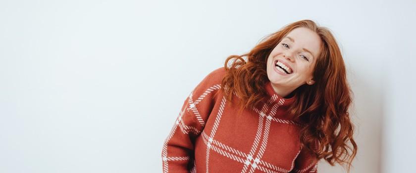 Uśmiechaj się na zdrowie i dla poprawy humoru