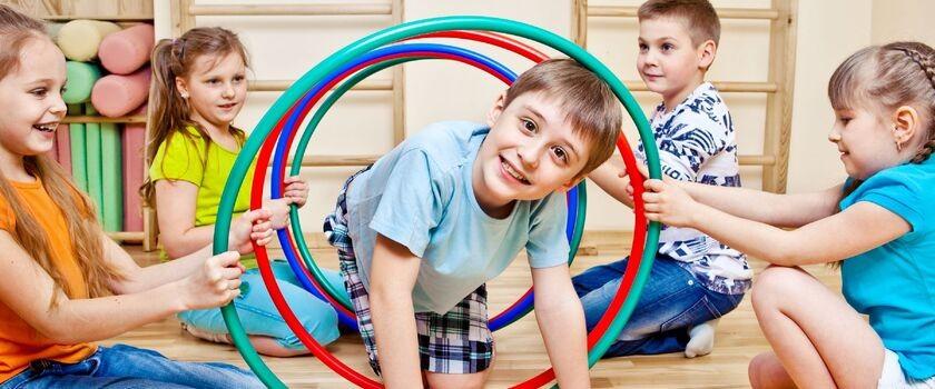 Gimnastyka korekcyjna – dla zdrowia malucha