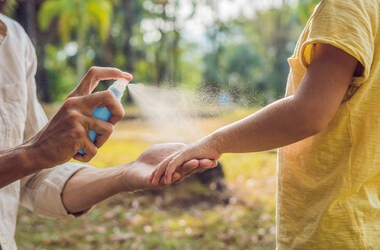 Repelenty – rodzaje i działanie. Jak stosować środki odstraszające owady?