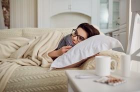 Czemu chorujemy na grypę, gdy jest zimno?