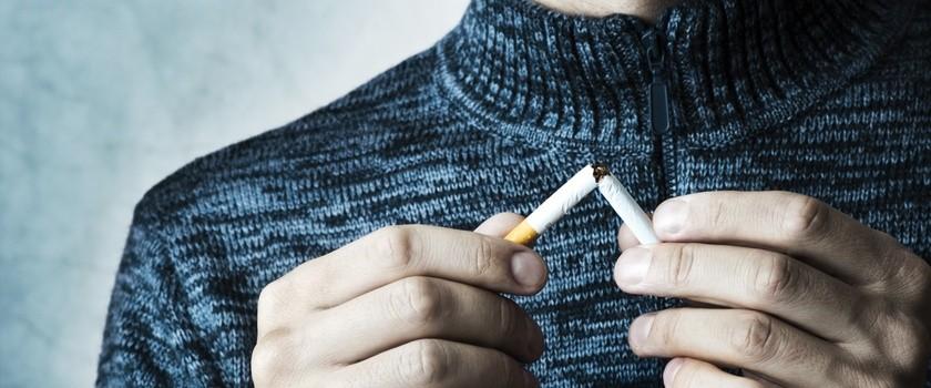 Czy przytyję po rzuceniu palenia?
