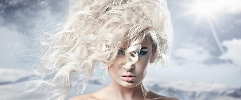 Włosy po zimie