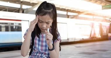 Zawroty głowy u dziecka – przyczyny, objawy, postępowanie