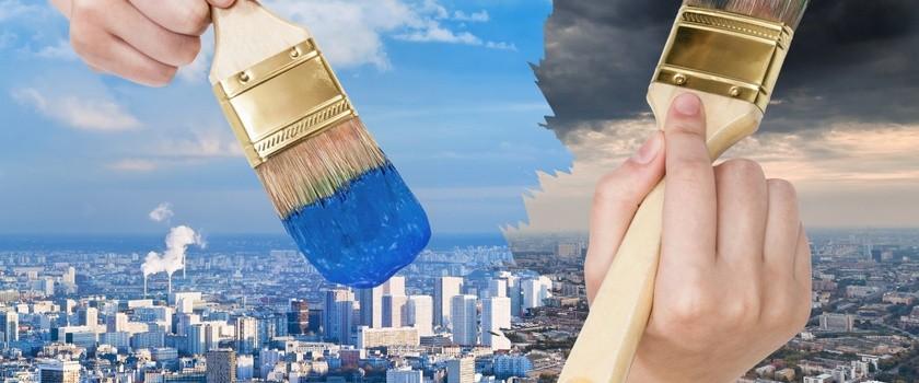 Zanieczyszczone powietrze zabija 40 tys. Polaków rocznie