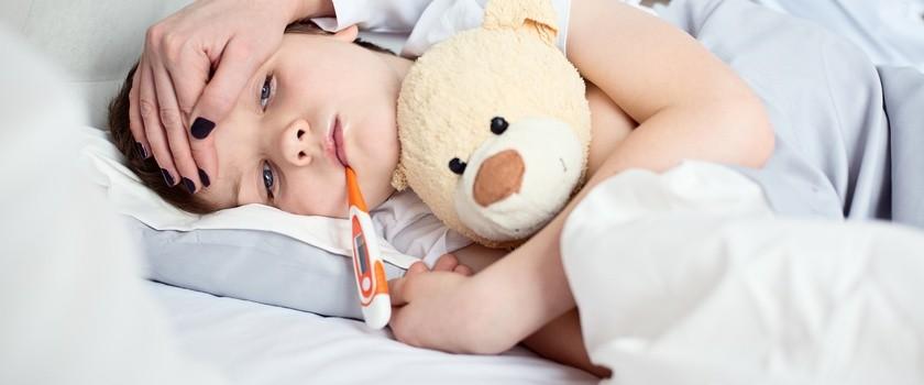 Pierwsze zachorowanie na grypę kluczowe dla odporności na wirusa