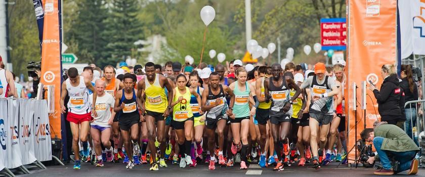 Plan na aktywny weekend - DOZ Maraton Łódź